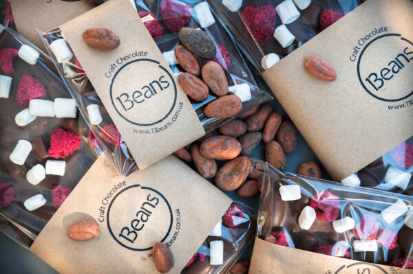 13beans Craft Chocolate Shop