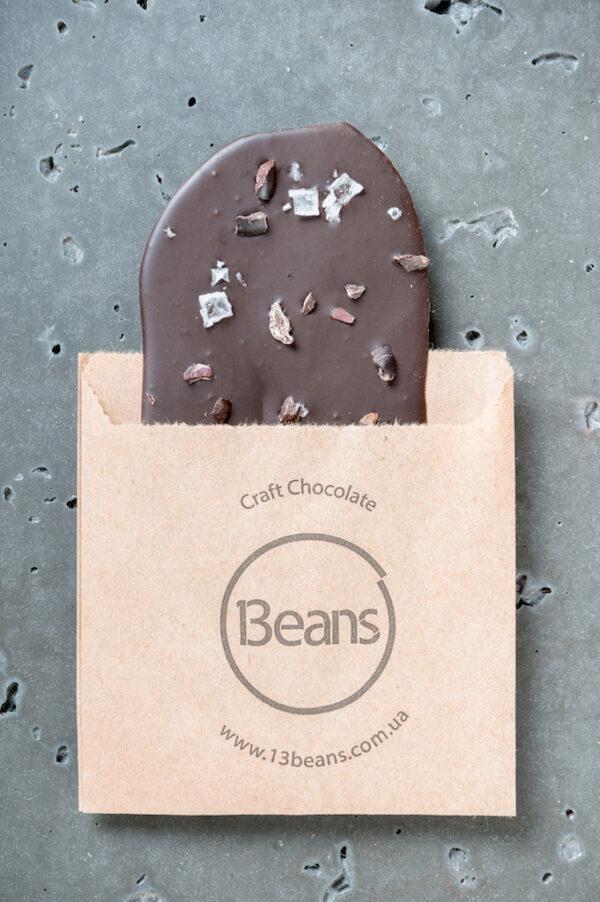 Шоколадные кляксы